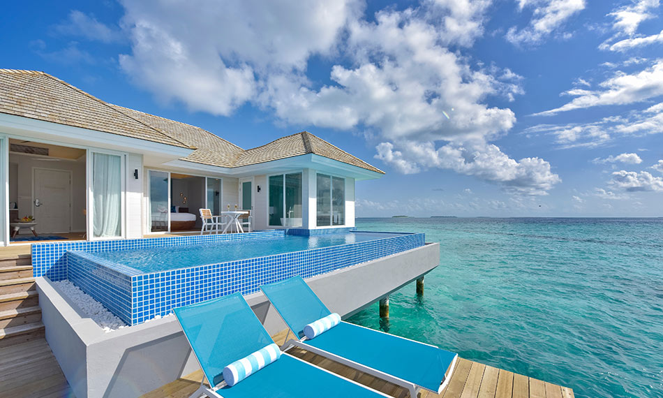 Honeymoon Aqua Pool Villa