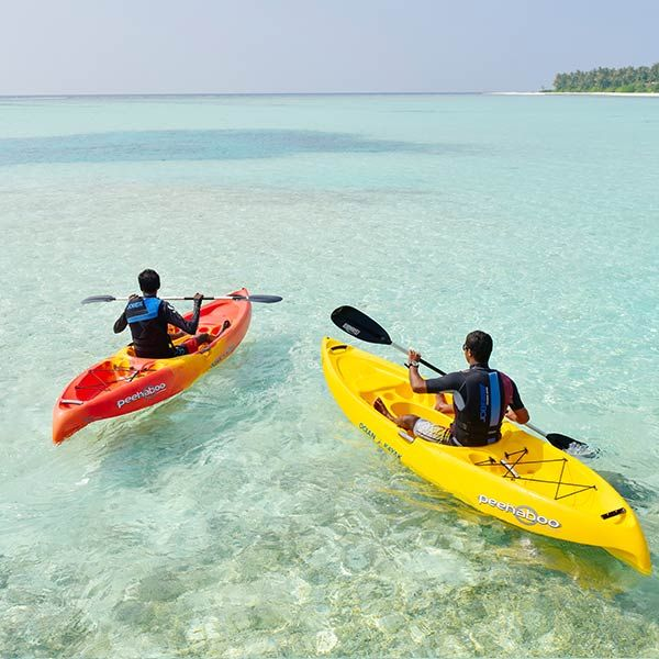 Water Sports & Excursions